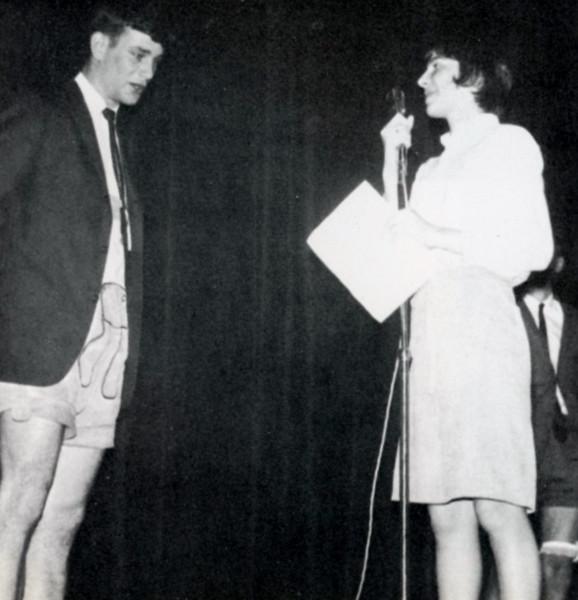 Dick Brown, Mr Ugly Legs 1965