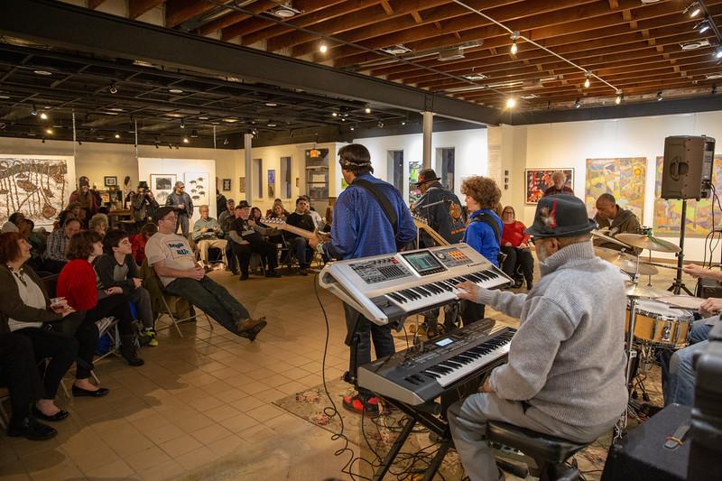 2019 March 15, Billy Davis and Rhythm Machine