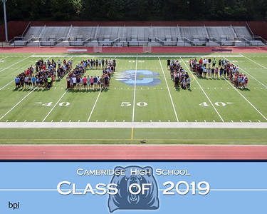 Class of 2019 Group Photo