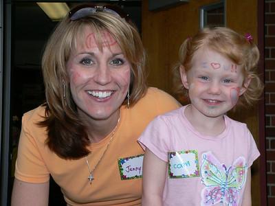 Moms night preschool 2006