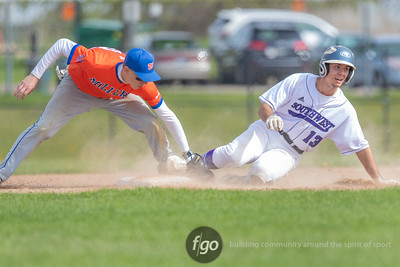 5-20-19 Minneapolis Washburn v Minneapolis Southwest Baseball