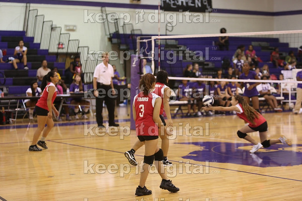 Travis vs LBJ - FresVball 09_18_12