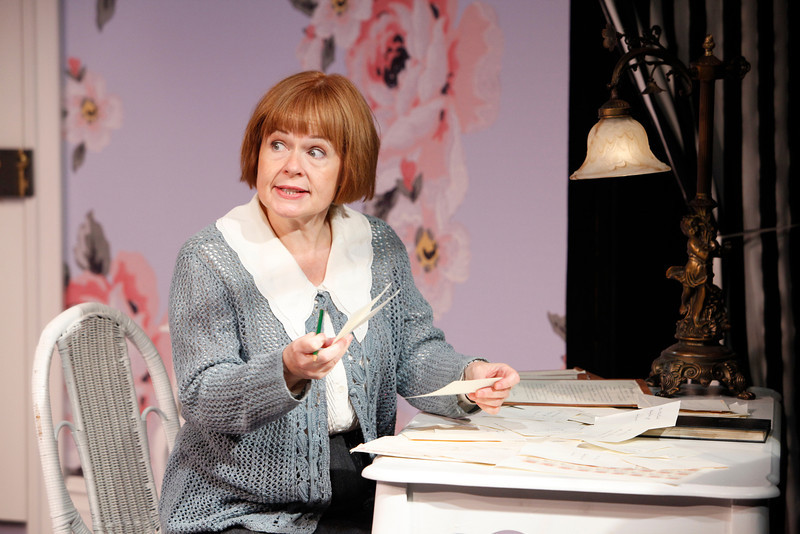 Margaret Daly in IS LIFE WORTH LIVING? by Lennox Robinson  Photo: Richard Termine