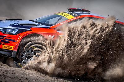 WRC Rally Mexico 2020