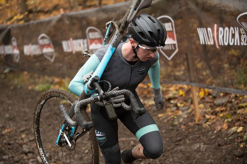Mark Fagnan (AB) The Bike Shop - 15th place Elite Men