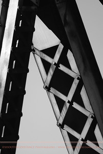 iron bridge girder