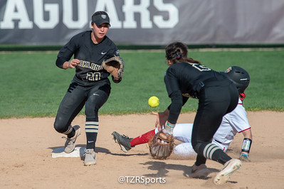 OU Softball @ IUPUI 4/12/2019