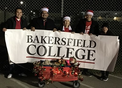 2017: City of Shafter Christmas Parade
