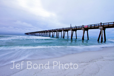 Beach Piers