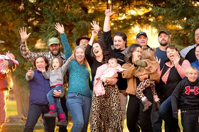 Autumn Perez Family~Harvest Party 2019
