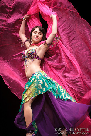 Belly Dance @ Bagley Wright Theatre 2011