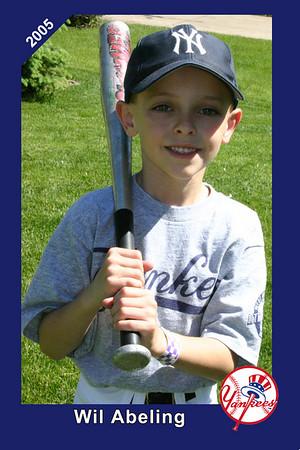 2005 May Wil Baseball