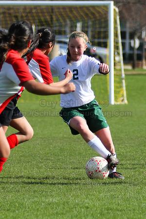 2013 SHS Freshman Soccer Jamie