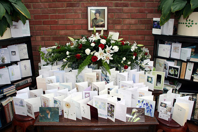 Flowers & Cards for Liz