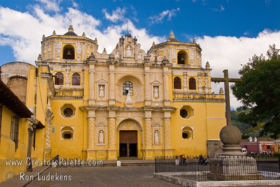 2007-11-16 Friday - A Quick Walk Around Antigua Guatemala