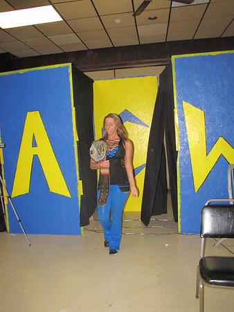 "ACW Classic Championship ACW Classic Champion Amber vs. ""G3 The Great"" Gino Giovanni"