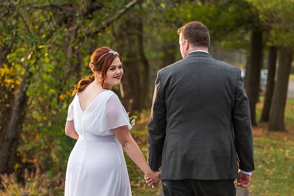 Victoria & Sean: Married 2020