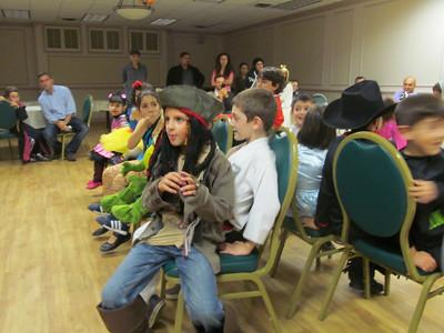 Shnorhali School Family Fun Night 2012