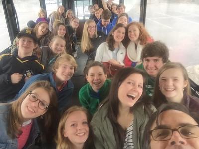 Choir trip To Savannah