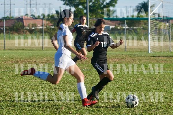 Girls Soccer 12-11-18