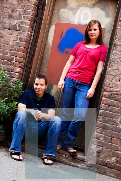 Greg and Liz 2008