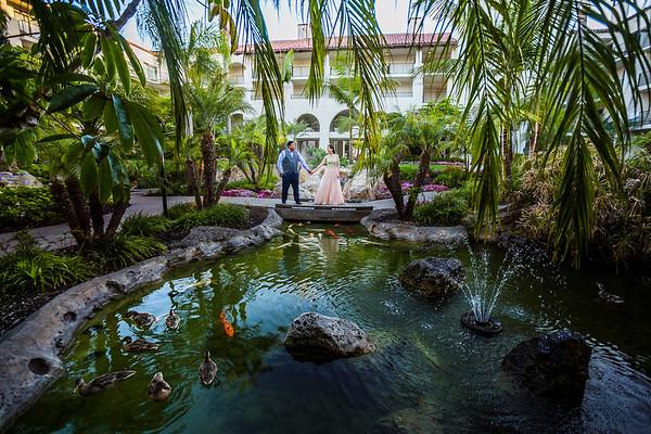 Hyatt Huntington Beach Wedding | Charmaine and Mike
