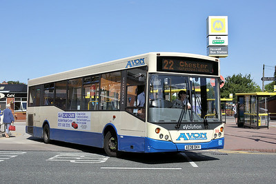 Avon Buses
