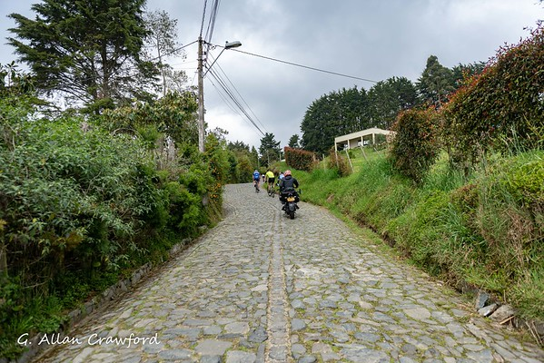 Colombia Day 5: A day for Cobbles