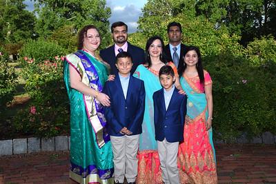 Toonika & Family