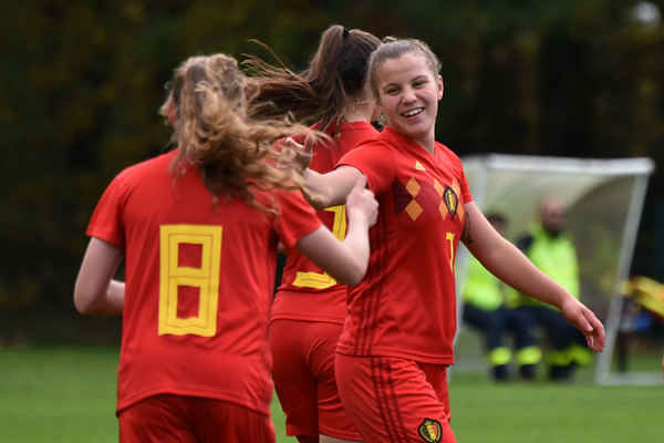 20191105 - France U19 - Belgium U19