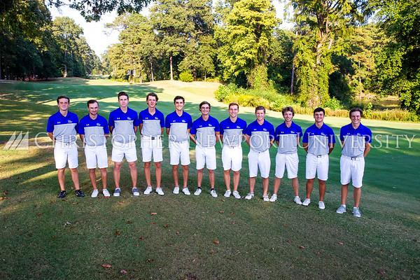 Men's Golf 2019-2020