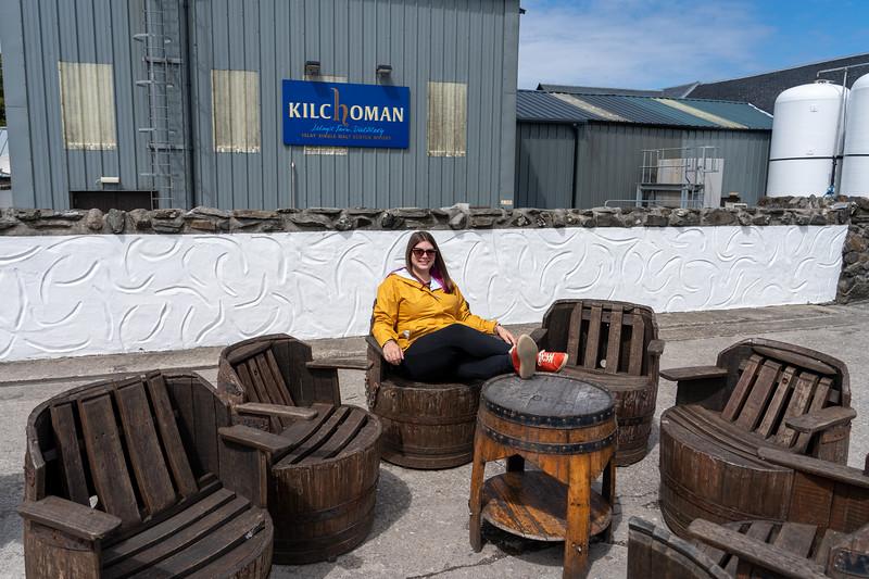 Kilchoman Distillery on Islay