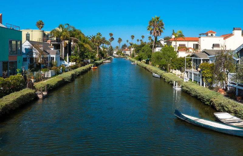 venice canals - a surprise in this 3 day los angeles itinerary