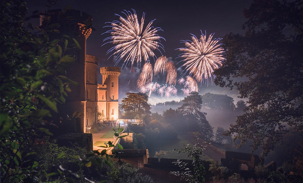 Castles, Grounds, Gardens and Fireworks