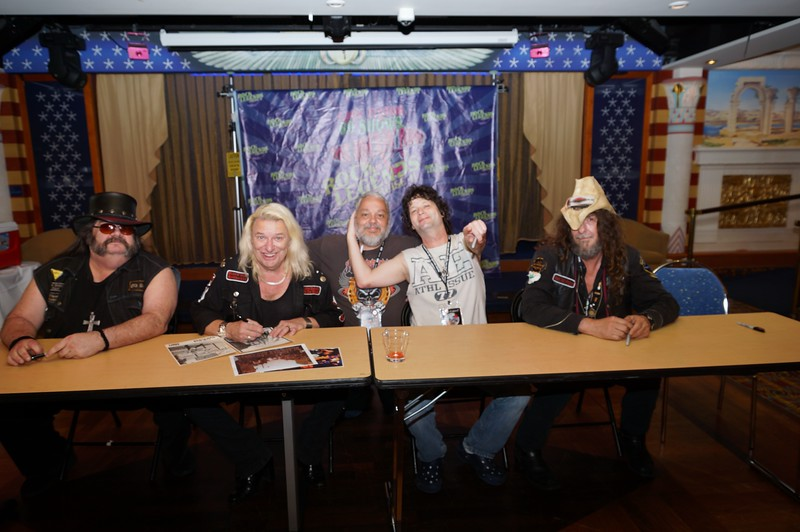 BLACK OAK ARKANSAS CONCERT PHOTOS ROCK LEGENDS CRUISE 2