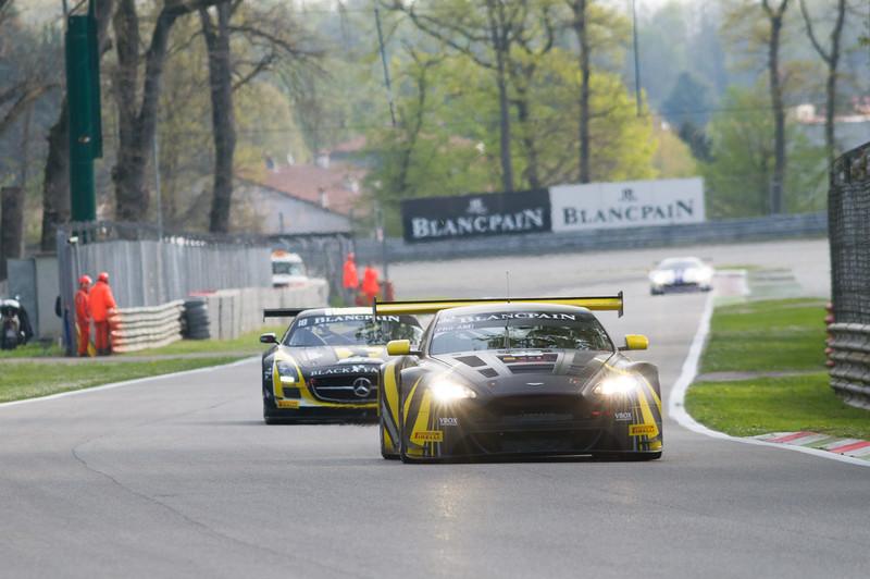 2015 - Blancpain Endurance Series - Monza