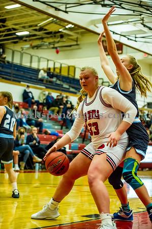 Basketball GSHS vs Salem Hills 2-12-2021