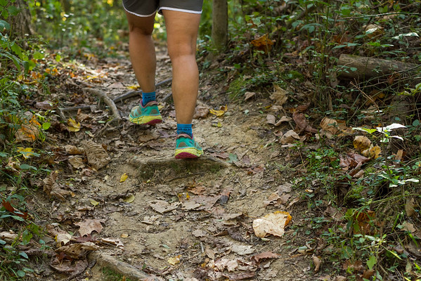 ORRRC Broken Toe 50k - October 29, 2016
