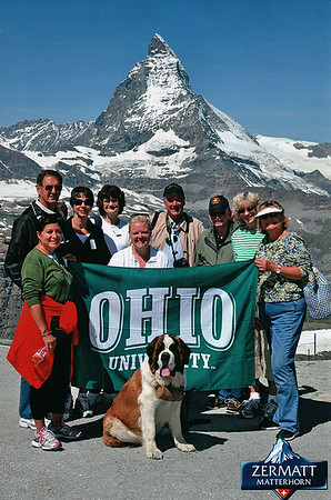 OHIO Alumni Travel Tour Photos