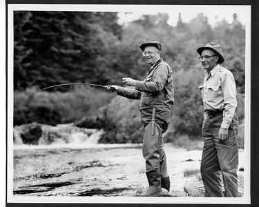 Eisenhower Fishing