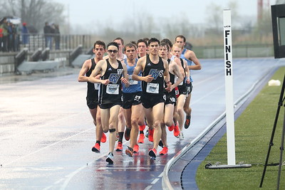 2019 Grand Valley State University Outdoor Track and Field