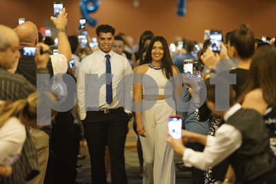 Mater Lakes Class of 2019 Ring Ceremony 2/28/18