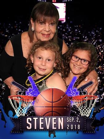 Steven's Bar Mitzvah September 2nd, 2018