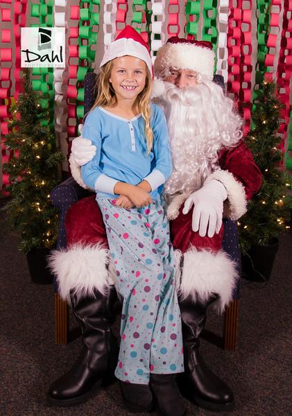 RSV 2nd Ward Santa 2013