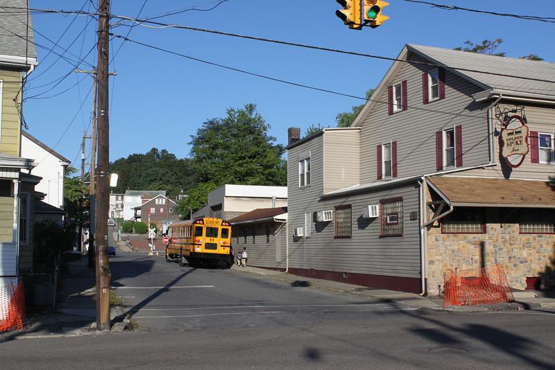 Spruce Street to be Closed, Tamaqua, 8-29-2011 (14).JPG