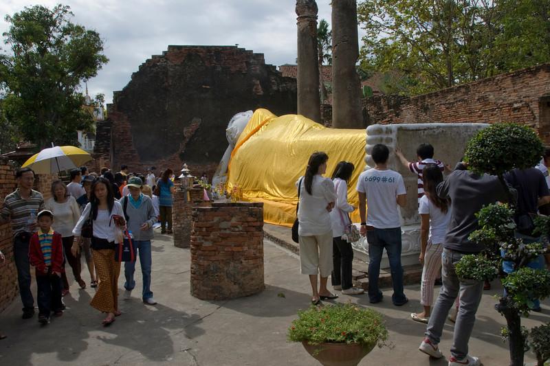 Reclining Buddha 2 - Ayutthaya, Thailand.jpg
