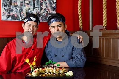 5/17/17 Go Fish Modern Japanese Kitchen by Chelsea Purgahn