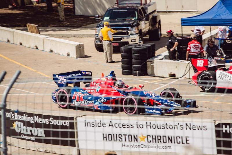 Houston Grand Prix 2013 at the Reliant Park