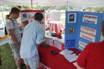 Fulton Involvement Fair 2014