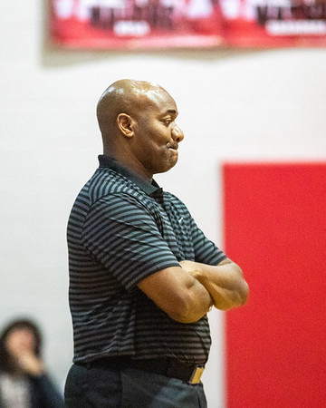 2020-01-14 Strayhorn vs Independence Lady Basketball